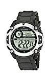 Calypso watches - K5577/1 - Montre Garçons - Quartz - Digitale - Alarme/Chronomètre/Eclairage - Bracelet Caoutchouc Noir
