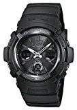 Casio G-Shock Montre Homme AWG-M100B-1AER