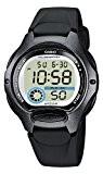 Casio - LW-200-1B - Sports - Montre Femme - Quartz Digital - Cadran LCD - Bracelet Résine Noir