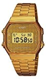 Casio Montre Homme A168WG-9BWEF