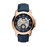 Fossil - Montre Fossil Automatic cuir (me3054)