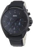Hugo Boss - 1513061 - Driver - Montre Homme - Quartz Analogique - Cadran Noir - Bracelet
