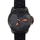 Hugo Boss - Montre silicone New York (1513004) taille Taille unique cm