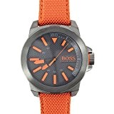 Hugo Boss - Montre textile New York (1513010) taille Taille unique cm