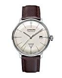 Junkers - 60705 - Montre Homme - Quartz Analogique - Bracelet Cuir Marron