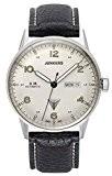 Junkers - 69664 - Montre Homme - Automatique - Analogique - Bracelet cuir noir