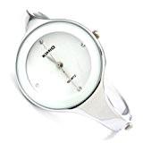 KIMIO Style Décontracté Elégant Bracelet Pour Femmes Montre-Bracelet A Quartz Blanc