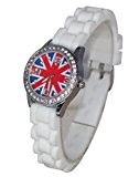 Montre Enfant Ado London Drapeau Anglais Union Jack Londres