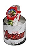 montre enfant Quartz avengers captain america ironman marvel comics