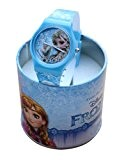 montre fille disney la reine des neiges elsa princesse frozen