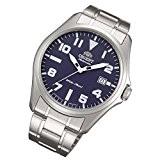 Montre Orient Classic automatique Blue Date Classique Montre Bracelet Monsieur fer2d006d0