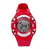 Montre Watch Enfant Digitale quartz Etanche Chrono Alarme Garantie 1 an