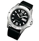 Orient Monsieur Montre bracelet Sporty Automatique Jour Date Bracelet en Cuir Montre Automatique fem7l006b9