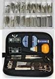 Rangeryard Jeu de 30 outils d'horloger et 250 barrettes 6-23 mm