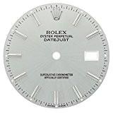 Rolex Datejust 11623328mm Couleur cadran argenté pour 36mm Montre pour hommes