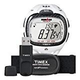 Timex Ironman - T5K490 - Montre Mixte - Quartz Digitale - Chronomètre / Alarme / Temps intermédiaires / Cardiofréquencemètre - ...