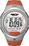 Timex Ironman - T5K611SU - Montre Mixte - Quartz Digital - Bracelet Résine Orange