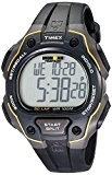 Timex -T5K494SU - Ironman 50 LAP - Quartz digitale - Montre Homme- Bracelet en résine noire