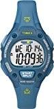 Timex - T5K757SU - Ironman Core 30 Lap - Montre Femme - Quartz Digital - Cadran Gris - Bracelet Résine ...