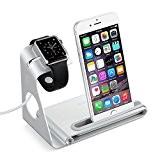 VTIN Station de Charge pour Apple Watch & Support pour iPhone 6S 6Plus 6 5S 5C 5 4S iPad mini ...