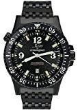 Xezo pour Unite4:good montre automatique Air Commando Pilot Divers, verre saphir de fabrique suisse, mouvement Citizen, 20 ATM. Numéro de ...