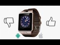 Smartwatch DZ09, que vaut cette montre à moins de 40€?