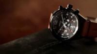 Les montres rétro façon aviateur - Collection Fossil pour homme