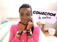 Ma collection de montres